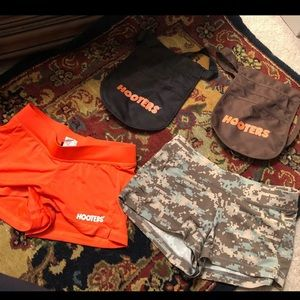 Hooters outfits